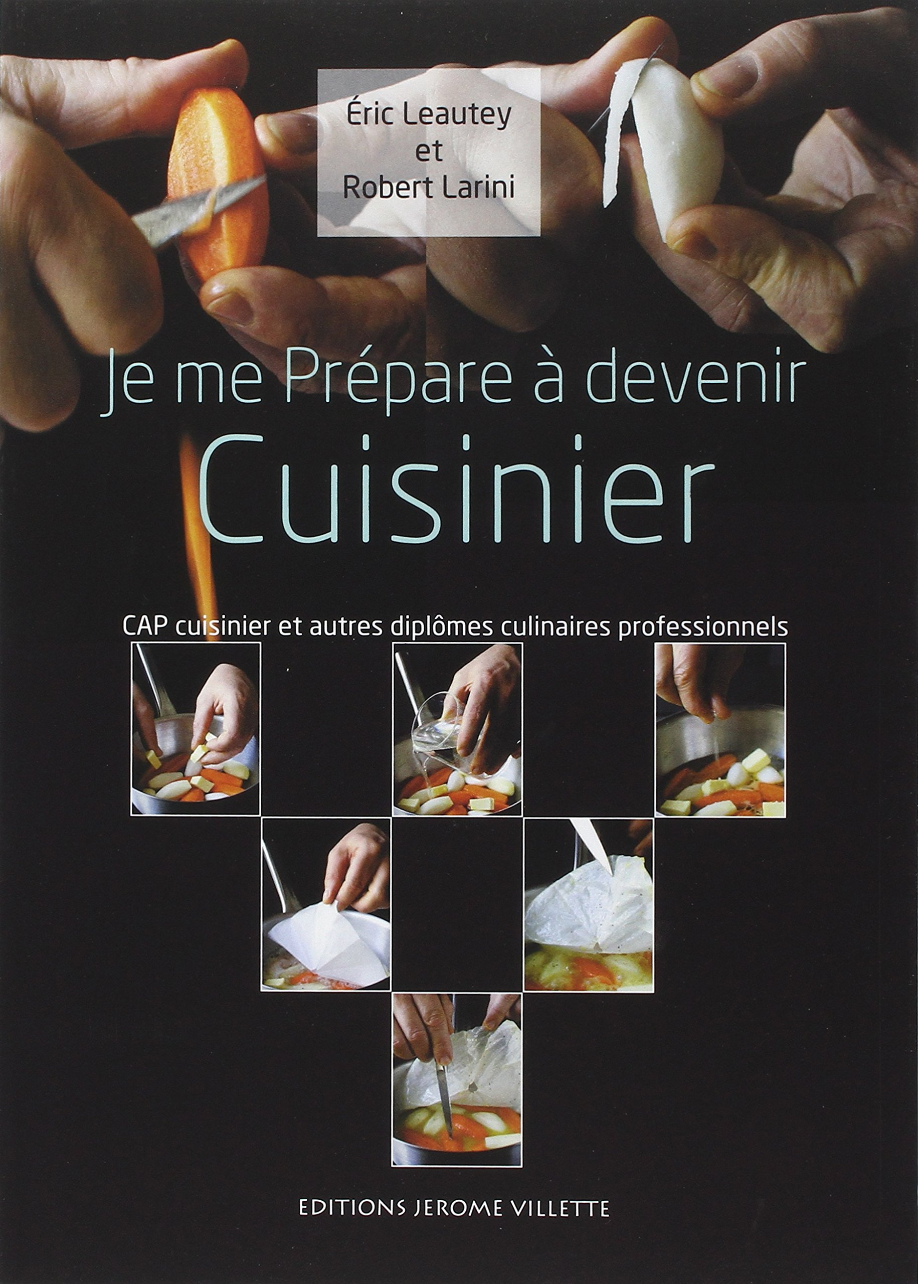 comment devenir cuisinier